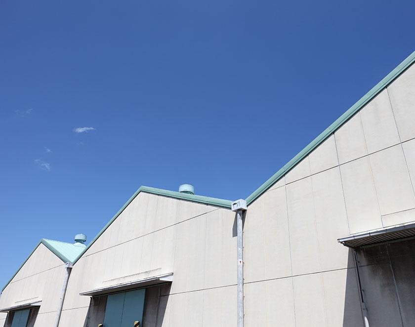 屋根の遮熱工事を特化して行っています。