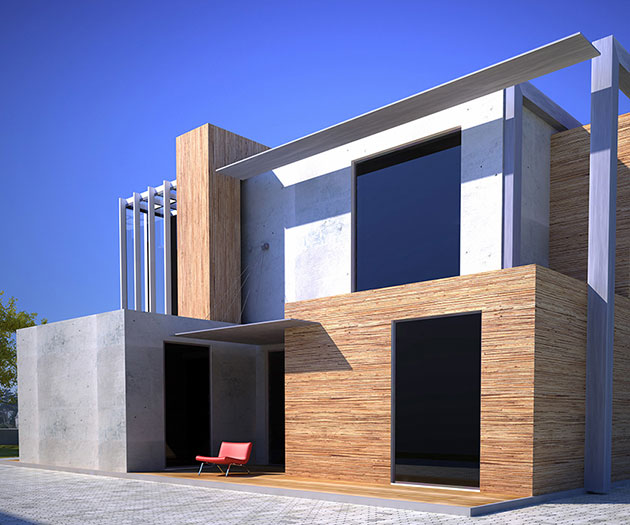 鉄筋コンクリート造住宅の外壁補修・塗装・防水工事もお任せください。