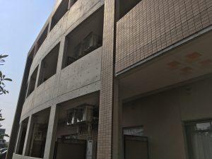 介護福祉施設の外壁・防水改修工事①福岡県北九州市