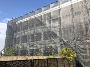 介護福祉施設の外壁・防水改修工事③福岡県北九州市