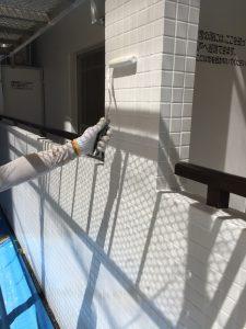 アパートの外壁塗装②福岡市