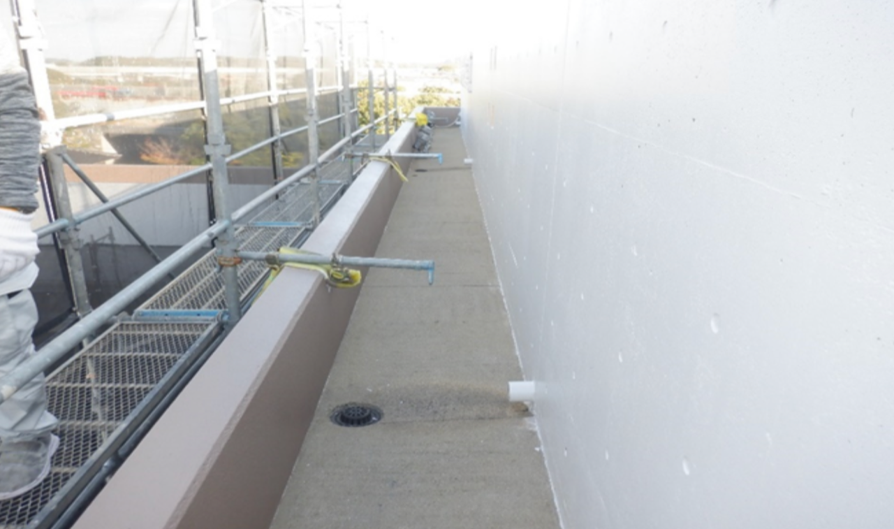 介護福祉施設の外壁・防水改修工事⑨~防水工事編~福岡県北九州市