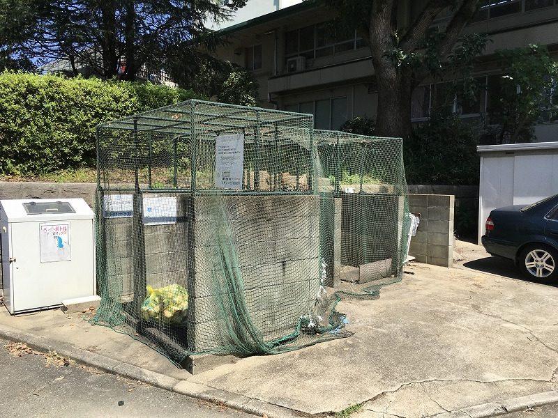 医療福祉施設ゴミ置き場の改修工事~福岡市