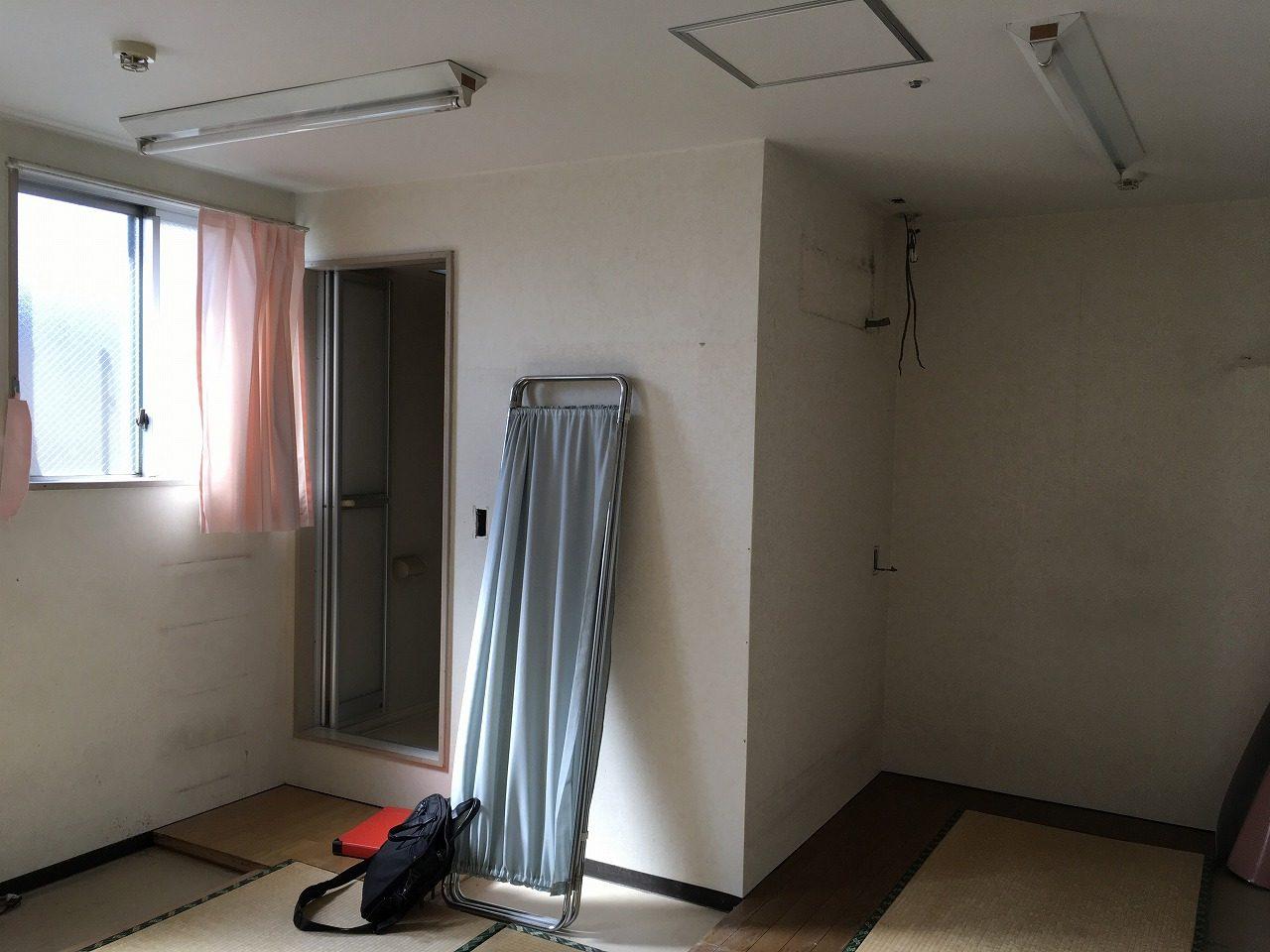 事務室 レイアウト変更工事~福岡市